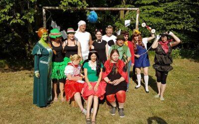 1. června Den dětí – putování lesem Bukovcem